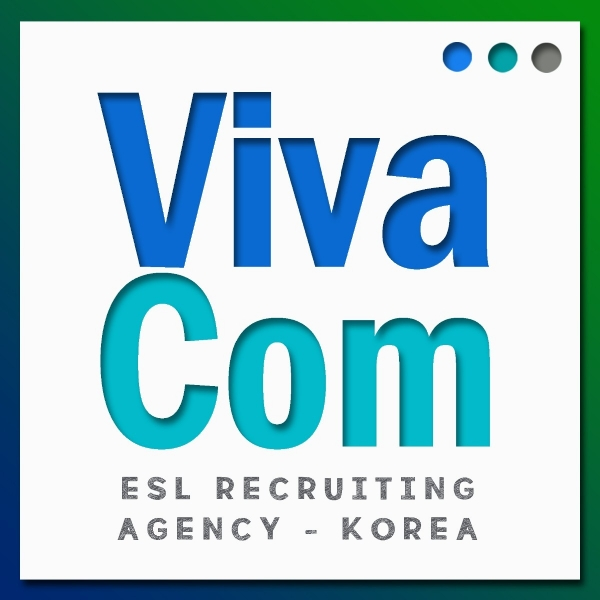 Latest Jobs from ESL VivaCom | 5 Vacancies in INCHEON | ASAP - April
