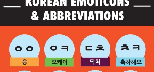 The 10 Most Popular Korean Language Graphics