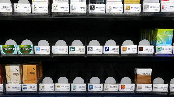 Koreans Scrambling to Hoard Cigarettes Before Price Hike